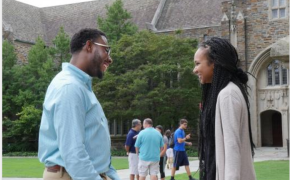 Duke Divinity School striving for diversity By Kathy L. Gilbert