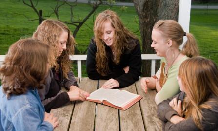 Girls Youth Bible Study