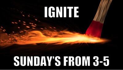 IGNITE Sunday Youth Group