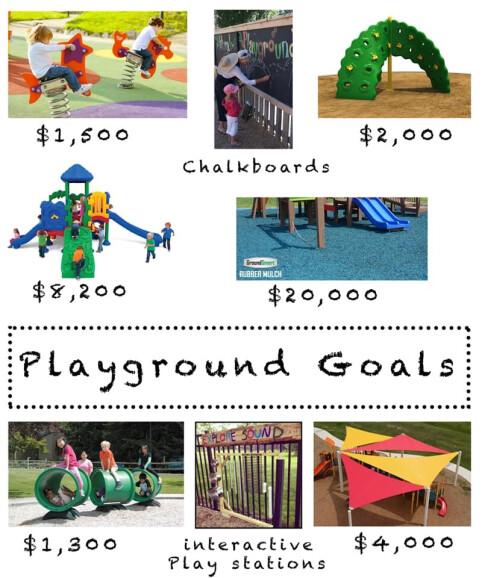 Playground Goals!